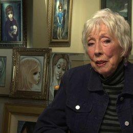 Margaret Keane - darüber was die Zuschauer aus dem Film mitnehmen - OV-Interview Poster