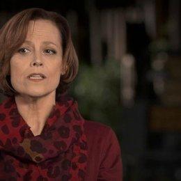 Sigourney Weaver über die Geschichte des Films - OV-Interview