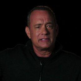 Tom Hanks - Captain Phillips - über das erste Treffen mit den Piraten - OV-Interview