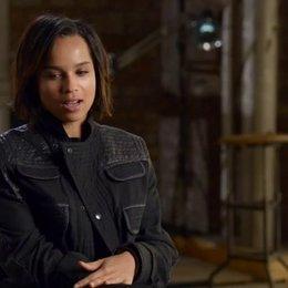 Zoe Kravitz - Christina - über ihre Rolle - OV-Interview