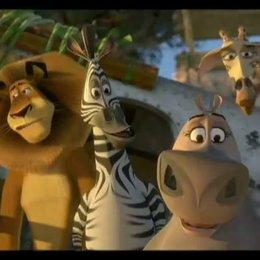 Madagascar 2 - Trailer Poster