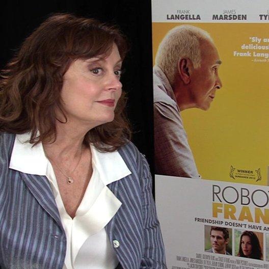 Susan Sarandon - Jennifer - über ihre Rolle - OV-Interview Poster