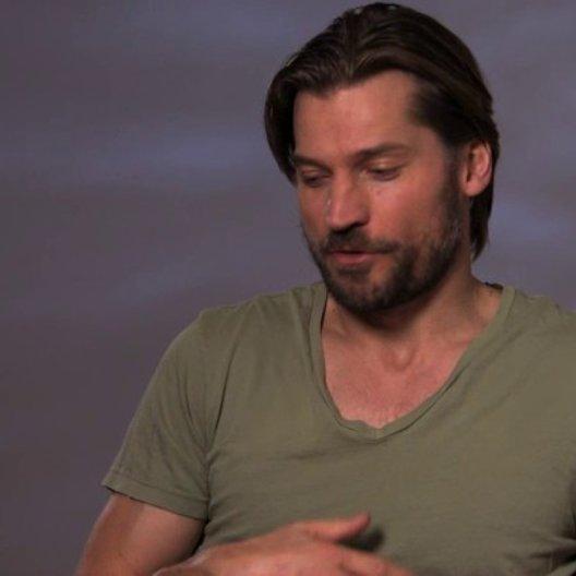 Nikolaj Coster Waldau über Mamas Entdeckung durch Dr Dreyfuss - OV-Interview