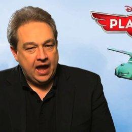 Oliver Kalkofe - deutsche Stimme Franz Fliegenhosen - über seine Stimmen in der Originialversion des Films - Interview Poster