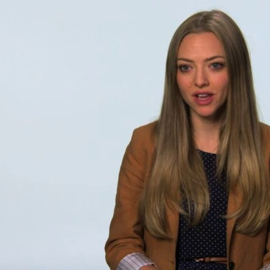 Amanda Seyfried über die Beziehung zwischen John und Ted - OV-Interview Poster