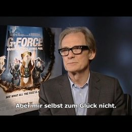 """KINO.de exklusiv: Bill Nighy über """"G-Force"""", """"Fluch der Karibik"""" und """"Harry Potter"""". - Interview Poster"""