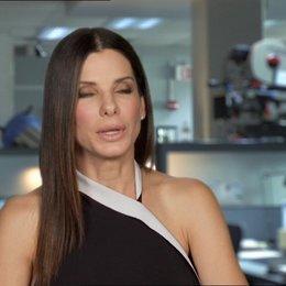 Sandra Bullock -Ashburn - über eine nicht ganz jugendfreie Comedy - OV-Interview Poster