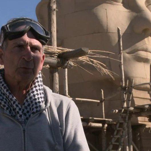 Arthur Max über die Arbeit mit Ridley Scott - OV-Interview