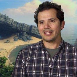 John Leguizamo über Sids Familie - OV-Interview