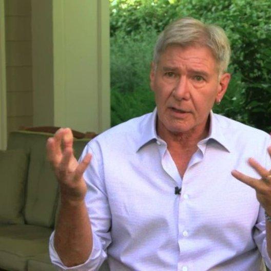 Harrison Ford über seine Rolle - OV-Interview Poster