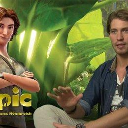 Raul Richter -Nod- über die Unterschiede zur Schauspielerei - Interview Poster
