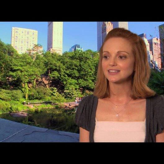 Jayma Mays über ihre Rolle - OV-Interview