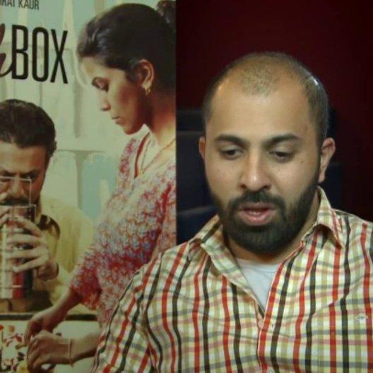 Ritesh Batra (Regie) über die Bedeutung des Essens im Film und für ihn persönlich - OV-Interview