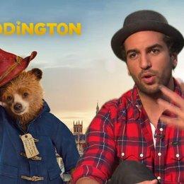 Elyas Mbarek - Stimme von Paddington - über Paddingtons Liebe zu England - Interview Poster