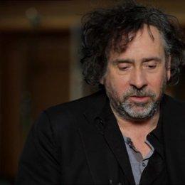 Tim Burton über die Dualität von Abraham Lincoln im Film - OV-Interview Poster