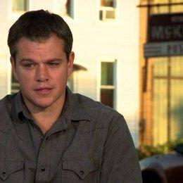 Matt Damon über Gus Van Sant als Regisseur - OV-Interview Poster