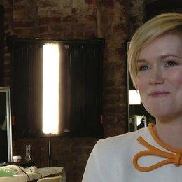 Cecelia Ahern über Lily Collins und Sam Claflin - OV-Interview