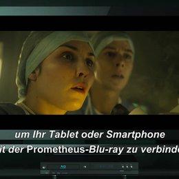 Prometheus - Dunkle Zeichen (App-Trailer) - Sonstiges Poster