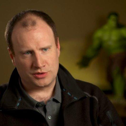Kevin Feige - Produzent über die Momente die den Film ausmachen - OV-Interview