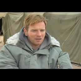Ewan McGregor über die Ziegen - OV-Interview