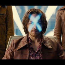 X-Men: Zukunft ist Vergangenheit (VoD-/BluRay-/DVD-Trailer)