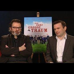 Anatol Nitschke und Raoul Reinert (Produzenten) über das Thema Fussball im Deutschen Film - Interview