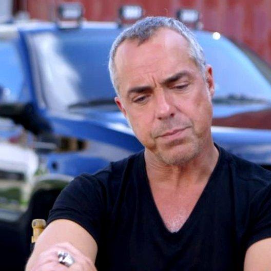 Titus Welliver - James Savoy - über die neuen Elemente in der Geschichte - OV-Interview
