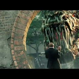 Dreharbeiten in China (VoD-BluRay-DVD-Trailer) - Featurette