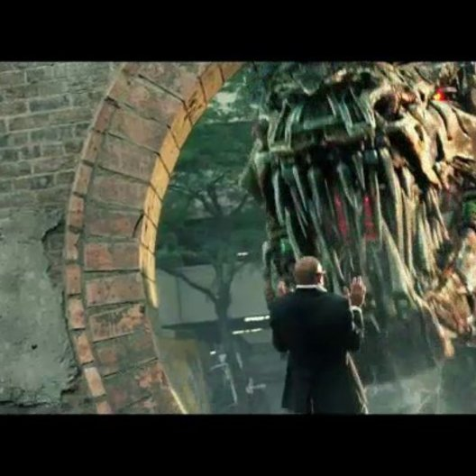 Dreharbeiten in China (VoD-BluRay-DVD-Trailer) - Featurette Poster