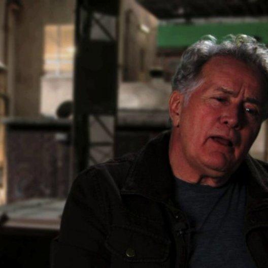 Martin Sheen über Sally Field - OV-Interview