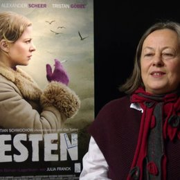 Heide Schwochow - Drehbuchautorin - über die Arbeit mit Julia Franck - Interview Poster