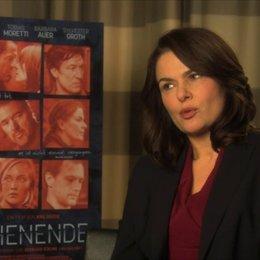 Barbara Auer über Tina und Jens - Interview Poster