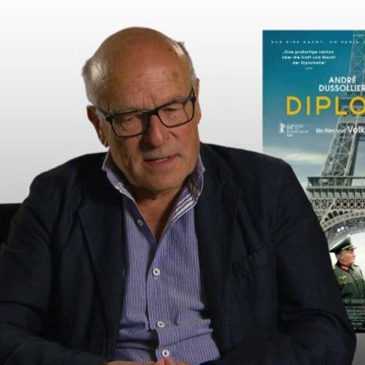 Volker Schlöndorff (Regie) über die Rollen es gibt keinen Helden - Interview Poster