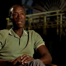 Don Cheadle - James Rhodes - was das Publikum erwarten kann - OV-Interview Poster