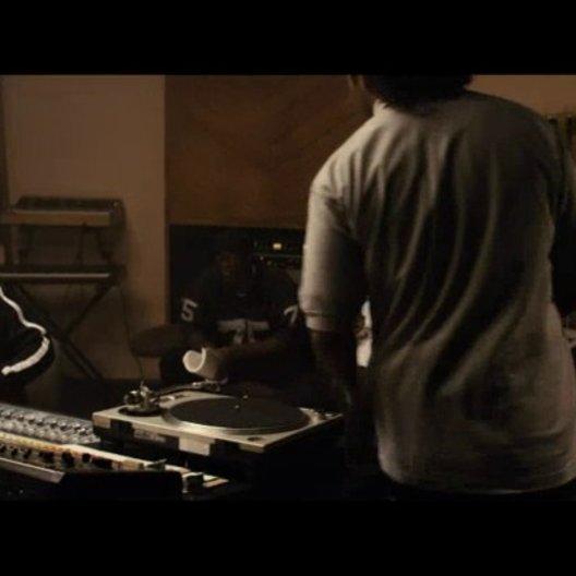 Straight Outta Compton im Studio - Szene Poster