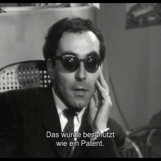 Godard trifft Truffaut - Deux de la Vague - Trailer Poster