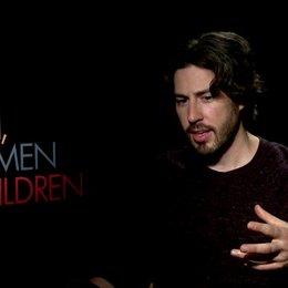Jason Reitman - Regisseur - darüber wie das Internnet junge Menschen beeinflusst - OV-Interview Poster