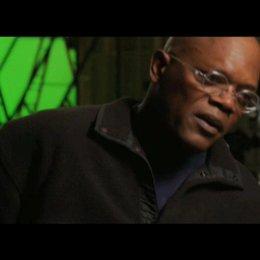 """Samuel L. Jackson - """"Octopus"""" über seine Rolle als Erzfeind von The Spirit - Interview Poster"""
