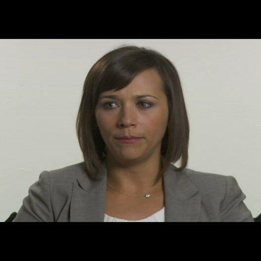 "Rashida Jones (""Marylin Delpy"") über die Story - OV-Interview"
