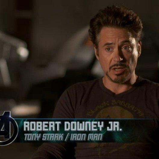 Avengers Intitiative - Featurette