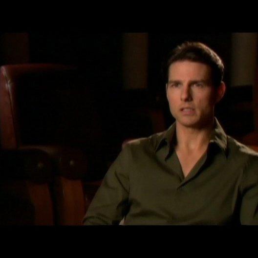 Tom Cruise (Claus von Stauffenberg) - OV-Interview