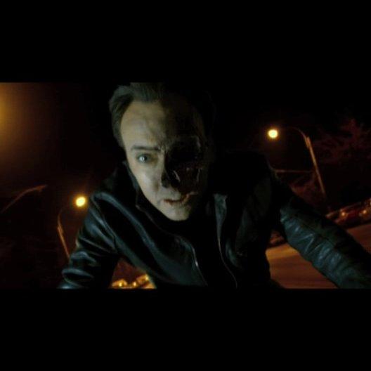 Blaze verwandelt sich in den Ghost Rider - Szene Poster