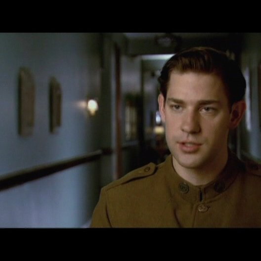 Interview mit John Krasinski (Carter Rutherford) - OV-Interview Poster