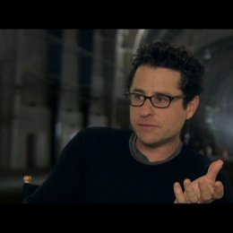 Interview mit dem Produzenten J.J. Abrams - OV-Interview Poster