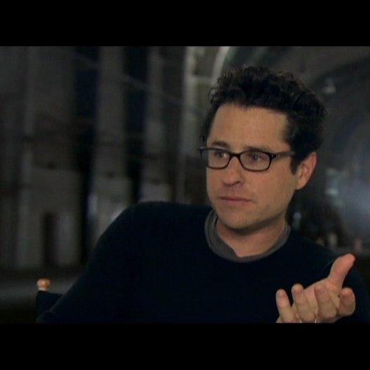 Interview mit dem Produzenten J.J. Abrams - OV-Interview
