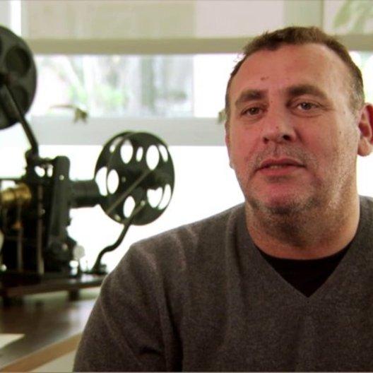 GRAHAM KING - Produzent - über den Automatenmenschen - OV-Interview
