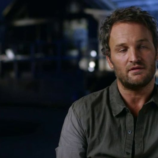Jason Clarke - Malcolm - über Malcolms Reise in dem Film - OV-Interview Poster