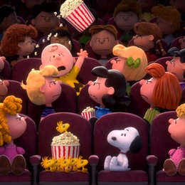Die Peanuts Der Film - Filmtipp Poster