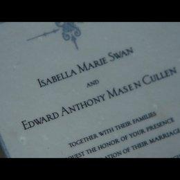 Breaking Dawn - Bis(s) zum Ende der Nacht 1 - OV-Trailer