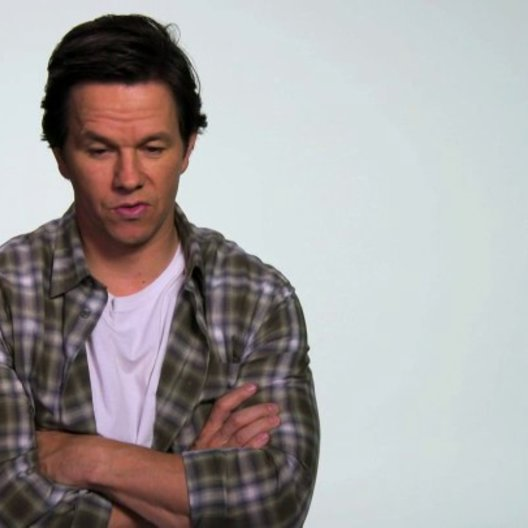Mark Wahlberg Teds Reise im Film - OV-Interview
